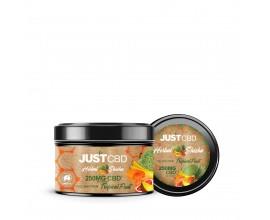 Just CBD | CBD Infused Flavoured Herbal Shisha - Zero Tobacco | TROPICAL FRUIT