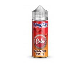 Kingston Cola | Mango Cola | 100ml Shortfill | 0mg