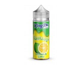 Kingston Fantango Fruits   Lemon & Lime   100ml Shortfill   0mg