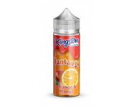 Kingston Fantango Fruits   Orange & Mango   100ml Shortfill   0mg