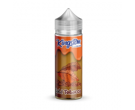 Kingston Stand Alones   Gold Tobacco   100ml Shortfill   0mg