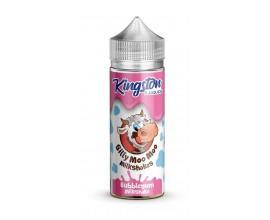 Kingston Silly Moo Moo Milkshakes | Bubblegum | 100ml Shortfill | 0mg