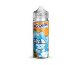 Kingston Menthol   Tropical Fruits Menthol   100ml Shortfill   0mg