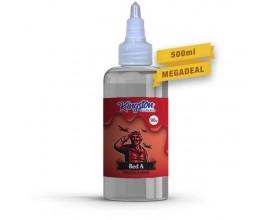 Kingston MegaSaver | Red A | 500ml Shortfill | 0mg