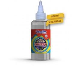 Kingston MegaSaver | Refreshing Chew | 500ml Shortfill | 0mg