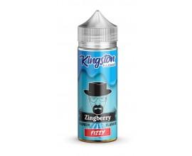Kingston Mint | Zingberry Fizzy | 100ml Shortfill | 0mg