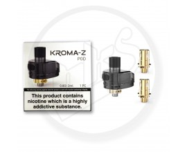 Innokin | Kroma-Z Replacement Pod Pack | 1 x Pod / 2 x Coils