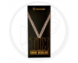 Rincoe - Tix Pod Stainless Steel Chain Necklace / Lanyard
