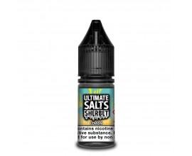 Ultimate Salts Sherbet | Lemon | 10ml Single | 10mg / 20mg Nicotine Salt