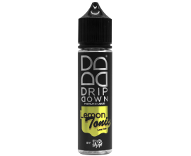 Drip Down E-Liquid - Lemon Tonic - 50ml Shortill - ZERO Nicotine