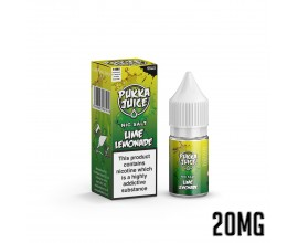 Pukka Juice - Lime Lemonade - 10ml NIC SALTS 20mg