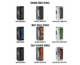 Lost Vape | Thelema DNA250C Box Mod | 200W | Dual 18650