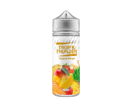 Tropik Thunder - Tropical Mango - 100ml Shortfill - ZERO Nicotine