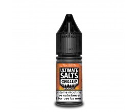Ultimate Salts Chilled | Mango | 10ml Single | 10mg / 20mg Nicotine Salt