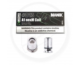 Wotofo | Manik Pod Coils | #D13 - 0.2 Ohm nexMesh Coil | Pack of 5