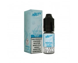 Nasty Salts - MENTHOL - 20mg Nicotine Salts - 10ml TPD