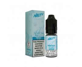 Nasty Salts - MENTHOL - 10mg Nicotine Salts - 10ml TPD