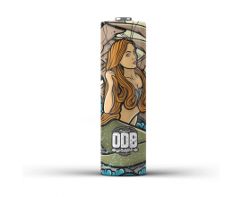 ODB Wraps - Mermaid Design - Pack of 4
