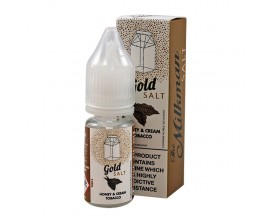Milkman Salts | GOLD | 10ml Single | 10mg / 20mg Nicotine Salts