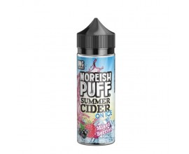 Moreish Puff | Summer Cider on Ice | Mixed Berries | 100ml Shortfill | 0mg