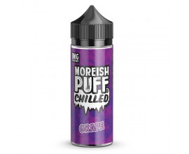 Moreish Puff | Chilled | Grape | 100ml Shortfill | 0mg