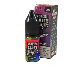Moreish Puff Salts - Candy Drops - RAINBOW - 10ml TPD - 20mg Nicotine Salts
