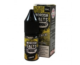 Moreish Puff Salts - Sherbet - LEMON - 10ml TPD - 20mg Nicotine Salts