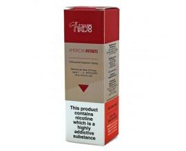 Naked 100 Nicotine Salts | AMERICAN PATRIOTS | 10ml Single | 5mg / 10mg / 20mg Nic Salt