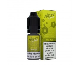 Nasty Salts | Fat Boy | 10ml Single | 10mg / 20mg Nicotine Salts