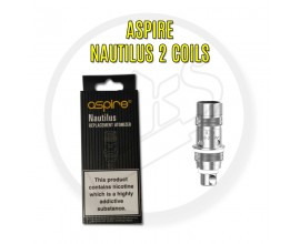 Aspire - Nautilus 2 Coils - 0.7 Ohms - Pack of 5