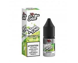 I VG Salt - Neon Lime - 20mg Nicotine Salts - 10ml (Tray of 10)
