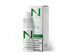 NicNic | 10ml Single Nicotine Shots | SALT SHOT | 20mg Nic Salts
