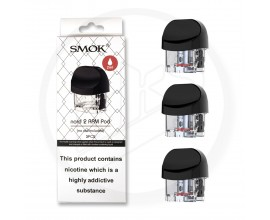 SMOK | Nord 2 Replacement Pods | RPM Version | 2ml | Pack of 3