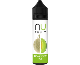 NU Fruit | Honeydew Ice | 50ml Shortfill | 0mg