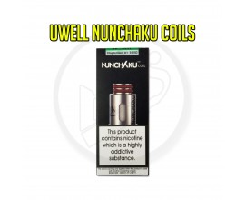 UWELL | Nunchaku Coils | 0.25 / 0.4 Ohm | Pack of 4