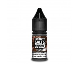 Ultimate Salts Cookies | Oatmeal Raisin | 10ml Single | 10mg / 20mg Nicotine Salt