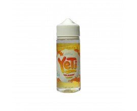 Yeti E-Liquids | Orange Lemon | 100ml Shortfill | 0mg Nicotine