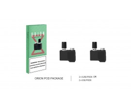 Lost Vape - Orion DNA GO Replacement Pods - Pack of 2