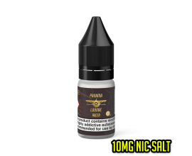 Panama Lounge - RACER - 10ml Single - 10mg Nicotine Salts