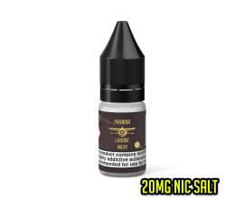 Panama Lounge - RACER - 10ml Single - 20mg Nicotine Salts