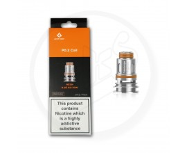 Geek Vape | P Series Coils | Aegis Boost Pro | 0.2 Ohms KA1 | Pack of 5