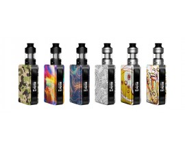 Aspire | Puxos Kit | Single 18650 / 20700 / 21700 | 2ml Cleito Pro Tank