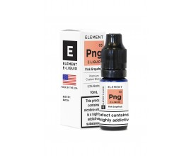 Element E-Liquids Traditional 50/50 Range | Pink Grapefruit | 10ml Single | Various Nicotine Strengths