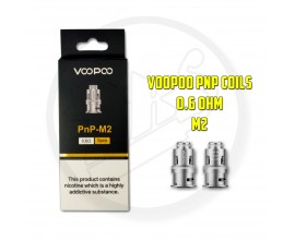 Voopoo - PnP Coils ( Vinci / FIND Trio ) - Pack of 5 - 0.6 Ohm M2