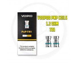Voopoo | PnP Coils | Pack of 5 | 1.2 Ohm TR1
