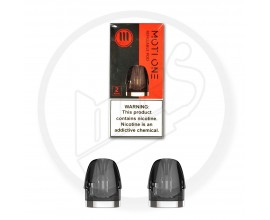 Motivape - Moti One Replacement 1.85ml Pods - 1.0 Ohm - Pack of 2