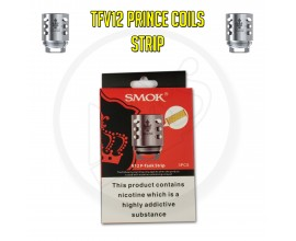 SMOK   TFV12 Prince Coils   0.15 Ohm Strip   Pack of 3
