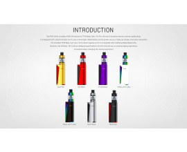 SMOK | PRIV V8 60W Kit | Single 18650 | 2ml TFV8 Baby Tank
