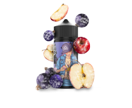Fresh Vape Co | Purple District | 100ml Shortfill | 0mg