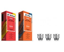 Vaporesso | QF Coils for SKRR-S Tank | Pack of 3 | QF STRIP 0.15 Ohm